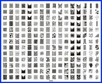 Nail art stampling image plate XXL BIG 30.5*25CM free shipping NK-03