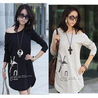 Женские блузки и Рубашки Fashion Korea Women Long Sleeve Layered Chiffon Lace Floral Casual Slim Fit Top Blouse Shirt Size S M White 1010