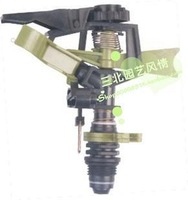 Gardening supplies / lawn sprinkler / plastic automatic rotating rocker sprayers (plastic birds) / sprayers / sprinklers