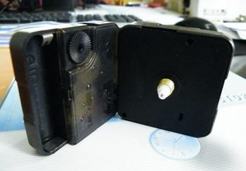 1000PCS Quartz Clock Movement Mute repair tool Spindle Mechanism clock accessories CE Rohs long life 2 years