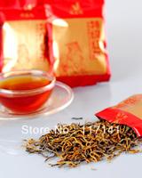 500g Top Quality Organic Dian Hong,JinJunmei,Yunnan Black Tea,Free Shipping