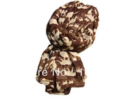 FREE SHIPPING (110*180cm)  fashion korean lady's scarf with viscose cotton animal scarf printed sweetie for women