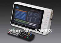 Sathero Digital Satellite Sat Finder Signal Meters  SH-500G DVB S2 with USB interface, GPS