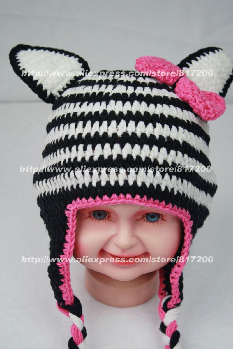 Free Zebra Hat Knitting Pattern : Popular Fabric Animal Patterns Aliexpress