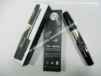 NEW! Free Shipping 10PCS Carmela Extension & Curling Mascara Black Waterproof Mascara