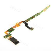 Power Volume Earpiece Flex Cable Fit For Motorola Milestone XT720 XT711 XT701 D0461