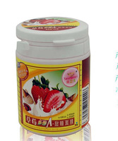 Strawberry Moisturizing and Whitenning Facial Mask Cream 250g/pc  Free shipping