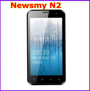 "Newman N2 Quad Core Smart Phone Exynos 4412 1.4GHz CPU, 8GB ROM/1GB RAM, 4.7"" HD 1280x720P IPS Screen, 13MP Camera"