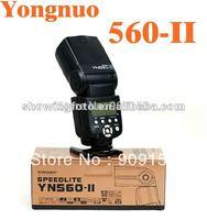 Photographic equipment Yongnuo flash speedlight YN-560II for Nikon/Canon/Pentax/Olympus