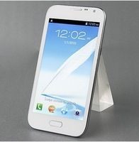 N9550 Android 4.1 Smart Phone 5.2'' 1280x720p HD Screen MTK6577 Cortex A9 Dual-core 1GB RAM 4GB ROM 3G WCDMA WiFi GPS White