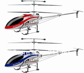 Free shipping Update Biggest 168cm QS8008 rc helicopter 3.5ch Gyro  wireless helicopter qs 8008 W/ LED lights RTF W/O Battery