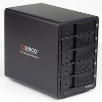 Orico 9558rus3 5 plate disk array cabinet raid3 raid10 hard drive box 15t