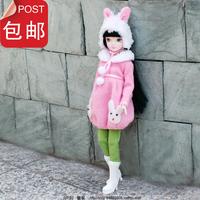 Free Shipping 29cm  Lovely Kurhn Doll in White joint milk tea set clothes girls Birthday Gift