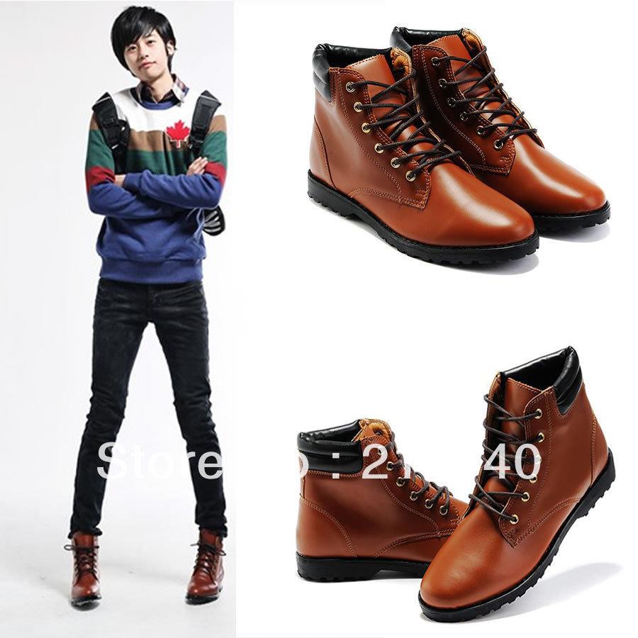 2013 fashion men boots men high heel casual shoes jpg