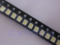 150PCS Blue Red White x 50pcs  SMD SMT PLCC-2 3528 1210 LED Free shipping