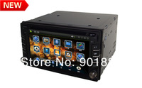 2013 NEW 6.2&quot; double din car stereo 800MHZ WINCE6.0 Map HD 1080P RDS Customization UI ATV Canbus I-Pod FM BT Multi-language OSD