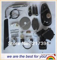 48cc Black Bicycle Engine Kit, Motor Bicycle Kit