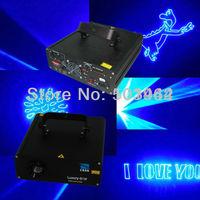 wholesale hight power blue 1000mw animation dmx 512 ILDA i show Laser controller DJ stage laser light party disco club