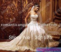 European Design Wedding Dress HS-105