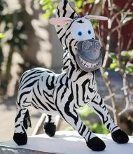 wholesale zebra plush