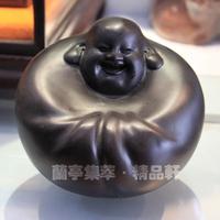 Free Shipping sandalwood figure of Buddha statue, Wooden statue of Buddharupa Decoration joss sculpture Handicraft Business Gift