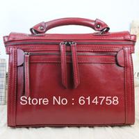 New Arrived 2013  high quality Bat bag women's genuine leather handbags fashion handbags  37