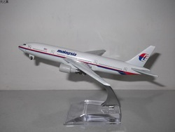 Malaysia Airlines B777 Civil Aviation model,Aircraft model,plane model(China (Mainland))