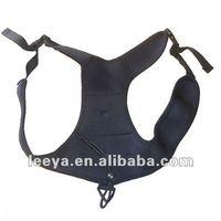 Black Neoprene Diving Weight belt /backpack belt NB-01