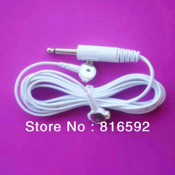 snap electrodes wire special snap medical tens cable,TENS electrodes wires(China (Mainland))