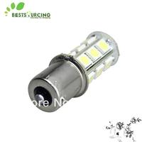 Free shiping 6pcs New 18-5050 LED 1156 BA15S SMD Car bulb Brake light Stop Turn Tail White DC 12 volt 898