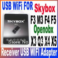 Mini 150M Skybox USB WiFi Wireless Network Card LAN Adapter best for Ali3601 Skybox F3 M3 F4 F5 Openobx X3 Q3 X4 X5 freeshipping