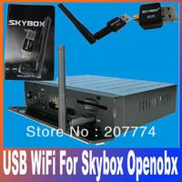 Mini 150M Skybox USB WiFi Wireless Network Card 802.11 n/g/b LAN Adapter best for 3601 Skybox M3 F3 F5 OPENBOX X5 free shipping