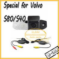 color cmos! car rear vision camera ,Wireless Car Rear Camera for Volvo S80/S40 Free Shipping