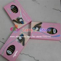 FreeShipping Navina Pink Box 12 Strip 0.10 8/10/12/14mm 12x C Curl Pro False Eyelashes Eyelash Extension High quality Engrafting