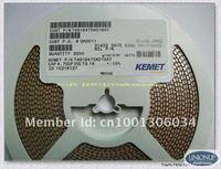 Free shipping@100pcs/LOT KEMET SMD Tantalum capacitor T491B335M035AT SIZE B/(3528-21) 3.3UF/335M  20% 35V