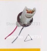 LED T10 W5W socket,T10 bulb holder   500pcs/lot   DHL Free shipping !