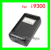 New Galaxy S3 i9300 charger For Samsung Galaxy S3 i9300 i9308 battery charger with retail box UK EU US +tracking