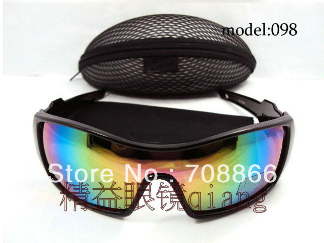 Free shopping!High quality oil rig sunglasses,men's sport sunglasses,sport Eyewear,fashion sunglasses. Bright black gg(China (Mainland))