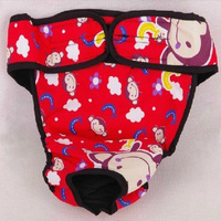 Pet physiological pants dog panties wellsore sanitary pants chow menstrual pants