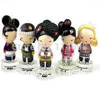 Big eye doll HARAJUKU doll car perfume car perfume seat with free shipping