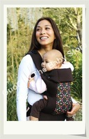 USA brand +  [ Gemini Beco baby braces ] 2013 Newest soft  ribbon cloth baby Backpacks & Carriers Front/Back carry made in USA