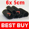 6x Charcoal Aquarium Shrimp Breeding Cave Nest 5cm