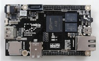 Raspberry Pi Enhanced Version cubieboard 1GB ARM Cortex-A8 Allwinner A10 simple package