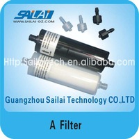Hot Sales!! Long cylindrical printer ink filter for solvent printer (White&Black)