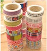 High quality washi masking tape,vintage tower sweet lace flower adhesive decoration tape,DIY sticker label(ss-913)
