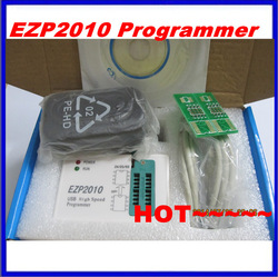 Free Shipping EZP2010 high-speed USB SPI Programmer support24 25 93 EEPROM 25 flash bios chip(China (Mainland))