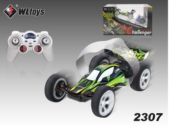 free shipping 30km/hour 5ch WL 2307 mini rc buggy high speed racing car wholesale
