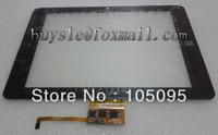 Promotion Wholesales!!9.7inch  Touch Screen/Digitizer for Smart q ten 3 TEN2  T15 replacement Touch Panel Glass Free Shipping