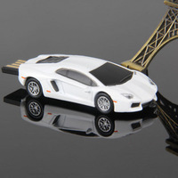 Usb flash drive 16g personalized lamborghini usb flash drive model 2 car gift u disk