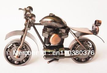Motorcycle Model Motor Bike Toy Birthday Christmas Gift handicrafts Decorations Free Shipping